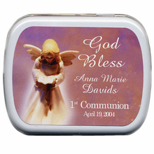 First Holy Communion Angel Mint Tins