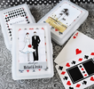 Game Wedding Favors - Sophisticated Design Playing Cards