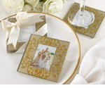 Golden Anniversary Favors - Photo Coasters
