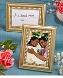 Golden Anniversary Placecard Photo Frame