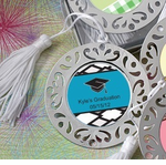 Graduation Bookmark Favor