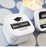 Graduation Candles - Personalized