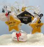 Graduation Centerpieces - 10 Cookies
