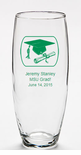 Graduation Decorations Bud Vase