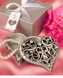 Have a Heart  Curio Box - Shower Favors