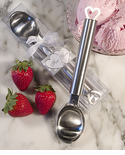 Heart Accent Ice Cream Scoop Favors