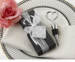 Heart Bottle Stopper in Display Box