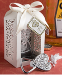 Heart Wedding Bottle Opener