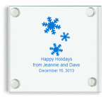 Holiday Party Favors Personalized Coasters