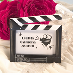 Hollywood Clapboard Frame Placecard Holder