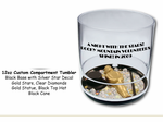 Hollywood Theme Compartment Cup  Favors