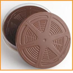 Hollywood Themed Favor - Chocolate Movie Reels
