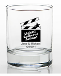 Hollywood Wedding Favors Movie Clapboard Shot Glass