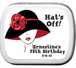 Kentucky Derby Favors Hat Tins