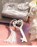 Key to Happiness Bookmark Favor