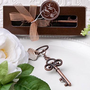 Key to Success Graduation Keychain Favors