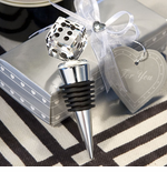 Las Vegas Wedding Favors Bottle Stopper