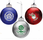 Light Up Custom Christmas Ornaments
