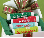 Lip Balm Christmas Sayings