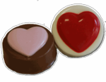 Love Oreos - Chocolate Heart