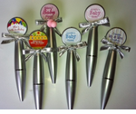 Magnetic Pens Bar Mitzvah Favors