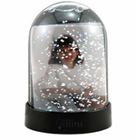 Make Your Own Photo Snow Globe Gift - Pencil Cup