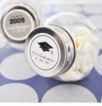 Mini Graduation Candy Jar - Shipped from California