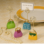 Mini Purse Favors: Place Card/Photo Holder