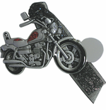Motorcycle Christmas Ornaments
