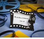 Movie Favors Hollywood Themed Frame