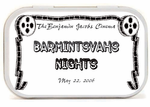 Movie Night Theme Mint Tins