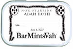 Movie Party Favors Placecard Holder Mint Tins