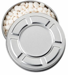 Movie Reel Mint Tins - Empty No Candy