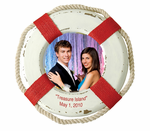 Nautical Favors Boat Lifesaver Frame
