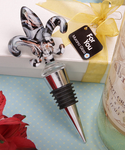 New Orleans�Favors Fleur de Lis Party Wine Stopper