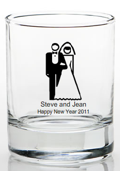 new years favors new years eve wedding favors shot glass