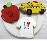 New York Cookies Favors