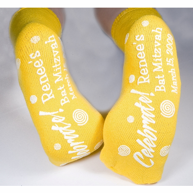 Non Slip Socks Personalized Grip