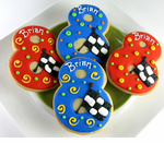 Number Cookies for Kids and Adults