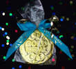 Olympic Chocolate Gold Medal Party Favor