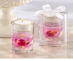 Orchid Gel Candle