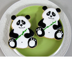 Panda Cookies Party Favors
