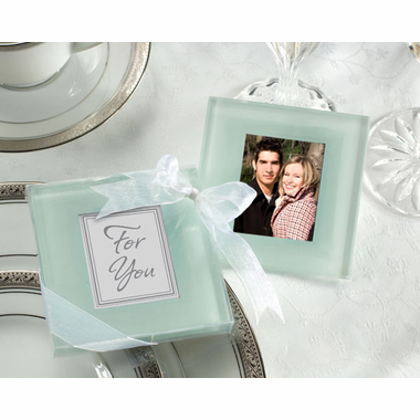 Party Favor Ideas for Adults - Photo Coasters