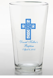 Personalized Baptism Favors Unique Glassware