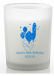 Personalized Birthday Favors Candles