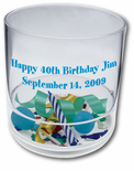 Personalized Birthday Party Cups - 12 oz. Tumbler