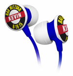 Personalized Ear Buds Custom Design