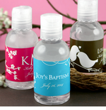 Personalized Hand Sanitizers - Christening Communion