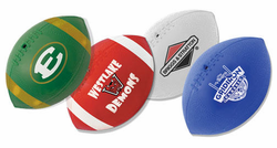 Personalized Mini Footballs 7""