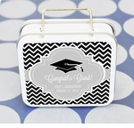 Personalized Mini Suitcase Favor for Graduation